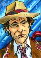 7th Doctor by bphudson