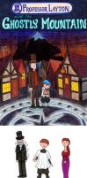 Professor Layton and the Ghostly Mountain by FireFiriel