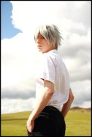 Kaworu Nagisa by SecondImpactCosplay