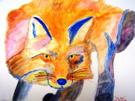 Fox Trot by LAReal