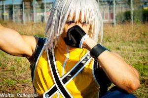 Not Afraid - Riku Kingdom Hearts Cosplay by Leon C by LeonChiroCosplayArt