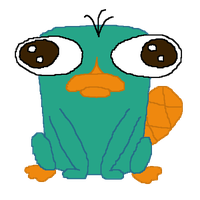 Baby Perry Blink - Animation by windy15