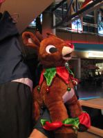 Build-a-Bear Rudolph 4 by TaionaFan369