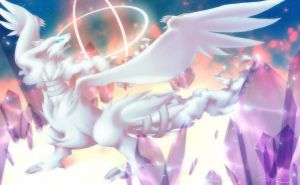 Reshiram's Domain by lunasnightmare