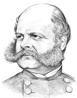 Ambrose Burnside by gregchapin