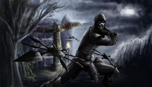 Noob Saibot by Fatality-check