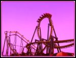roller coaster - Cedar Point by SeiMissTake