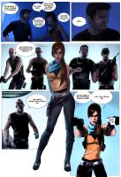 Uncharted Tomb Comic Page 5 by MrRabLo