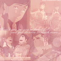 Borra | You Deserve so much More by un3xpectedfate