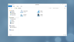For people who like it minimal at Windows 8 by Seahorsepip