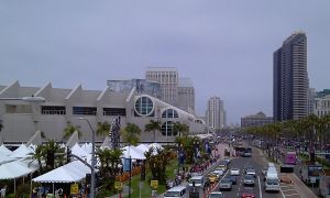SDCC 2012 - The Convention Center by RebelATS