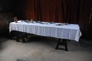 Table stock by huomennastock