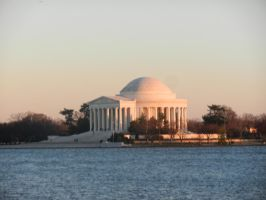 The Jefferson Memorial by Flaherty56