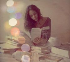 Eat Books. by Feelonia