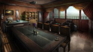 Dr. Jamshidi`s Room by lordeeas