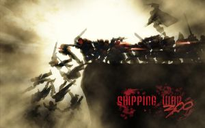 THIS IS... a Shipping War? by GeneralYin