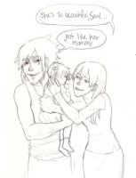 Daddy Soul and Mama Maka by Jazzie560