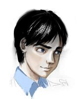 Artemis Fowl sketch by Tplayer