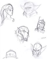 Break sketches 12/13/14 by ConstantM0tion