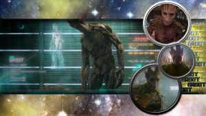 Groot by Coley-sXe