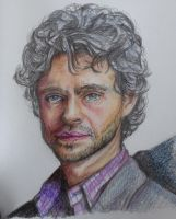 Will Graham from the TV series Hannibal by shezzor