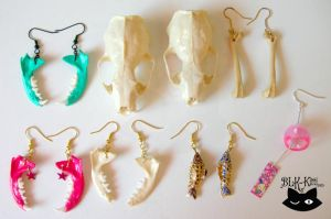 Jewelry - A Start-Up Selection by blk-kitti