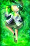 Green Witch By Mittk-d9ewajf by Mizuki-Yorudan