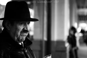 Playing Detective.. by straightfromcamera