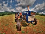 Old Blue by Vermontster