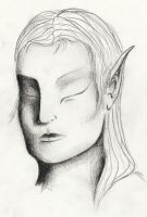 Generic Elf Head by Freetha