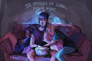50 shades of gay. by Neo-N