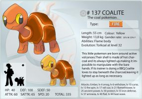 Frozencorundum 137 Coalite by shinyscyther