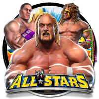 WWE All Stars Icon by mohitg