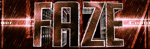 Faze youtube backgrounds - By FrozenArtz by xFrozenArtz
