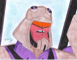 Hothead 3 transformers animated by ailgara