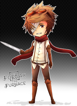 Zodiac Star: Fornax the furnace by xTickie-Tockx