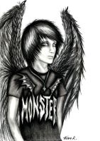 Beautiful Monster by Tina771