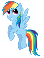 Rainbow dash - here we go... by Stabzor