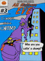 3 Chimps And A Chump - Cover by ivy7om