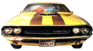 driver san francisco png 2 by K-liss