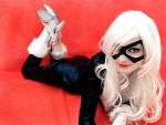 Black Cat by IssssE