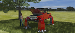 FJ40 Quadraped  Render 2 by ltla9000311