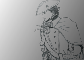 Haytham Kenway by LightExorcist