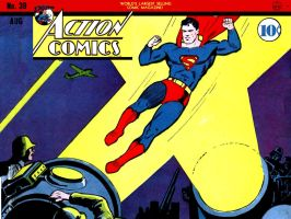Action Comics 39 by Superman8193
