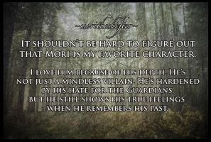 CONFESSION #1 by moritheshifter