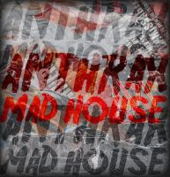 Day 25: Anthrax - Mad House by NeverenderDesign