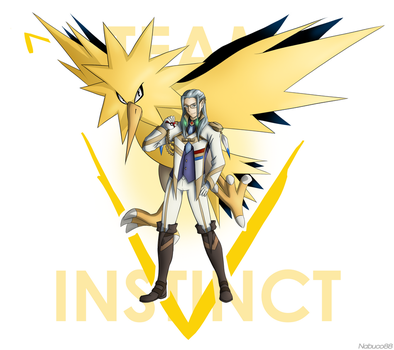 Roid Team Instinct by Nabuco88