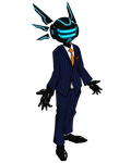 Guess Who Got a New Suit? by LostHelix119