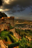 orvieto by uurthegreat