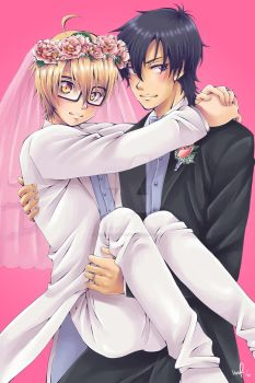 Love Stage!! by peace-of-hope